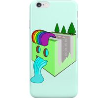 The Earth Cube iPhone Case/Skin