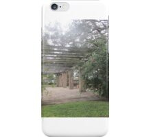 Beautiful Garden Vines Mysterious Ruins iPhone Case/Skin