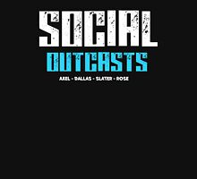 Are you a social outcast? Unisex T-Shirt