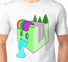 The Earth Cube Unisex T-Shirt