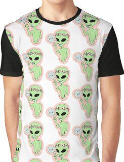 alien no. 2 Graphic T-Shirt