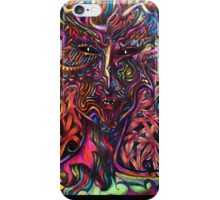 Xola the Rainbow Daemon iPhone Case/Skin