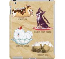 Dessert Dogs iPad Case/Skin