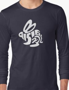 it's about bunnies Long Sleeve T-Shirt