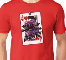 Mask Man or Daredevil? Unisex T-Shirt
