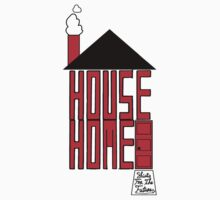 House & Home One Piece - Short Sleeve