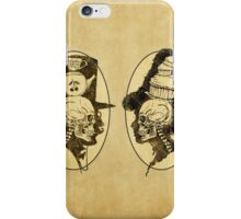 His and Hers iPhone Case/Skin