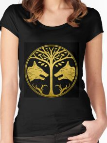 Iron Banner Women's Fitted Scoop T-Shirt