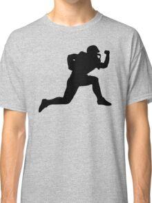Classic American Football Pattern Classic T-Shirt