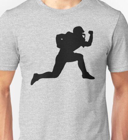 Classic American Football Pattern Unisex T-Shirt