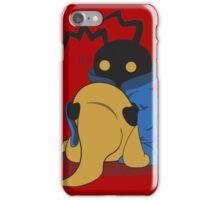 Black Heartless iPhone Case/Skin