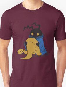 Black Heartless Unisex T-Shirt