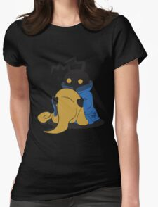 Black Heartless Womens Fitted T-Shirt