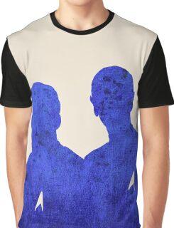 Kirk and Spock, Star Trek Graphic T-Shirt