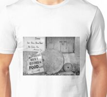 Broken language Unisex T-Shirt
