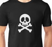ALBATOR HARLOCK white Unisex T-Shirt