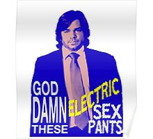 Electric Sex Pants! Poster