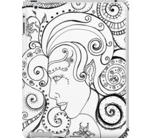 Spiraling Out of Control iPad Case/Skin