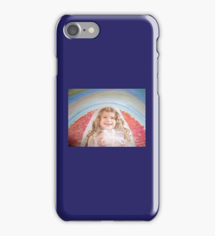 childs emotion iPhone Case/Skin
