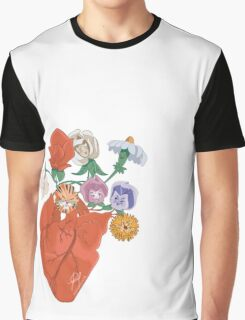 Spring Love Graphic T-Shirt