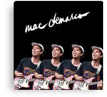 Mac Mac Mac Mac Canvas Print