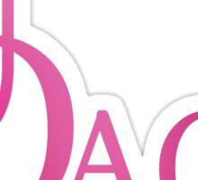 University of Dage Sticker