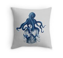 Creature Comforts Throw Pillow