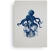 Creature Comforts Canvas Print