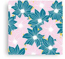 Spring Floral Canvas Print