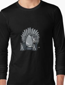 Iron throne Long Sleeve T-Shirt