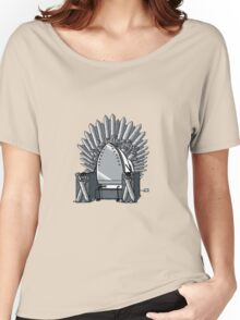 Iron throne Women's Relaxed Fit T-Shirt