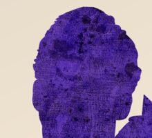 Purple Kirk, Star Trek Sticker