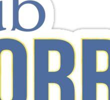 Club Morris- UD Sticker