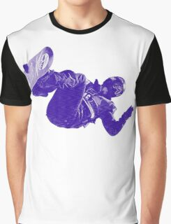 Freestyle Snowboarding Graphic T-Shirt