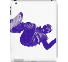 Freestyle Snowboarding iPad Case/Skin