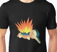 Sleepy Cyndaquil Unisex T-Shirt