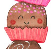 Chocolate Truffle Tower Sticker