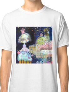 Cupcake Float Classic T-Shirt