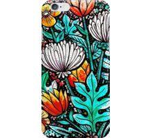 Spider Mum Garden iPhone Case/Skin