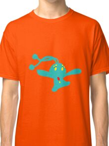 Manaphy Silhouette Classic T-Shirt