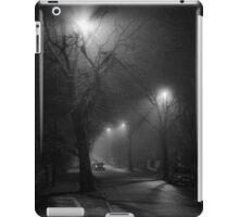 street noir iPad Case/Skin