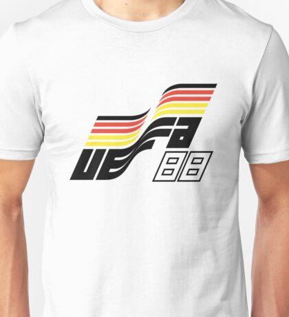 European Football Championship 1988 Germany Unisex T-Shirt