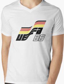 UEFA European Football Championship 1988 Germany Mens V-Neck T-Shirt