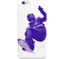 Freestyle Snowboarding iPhone Case/Skin