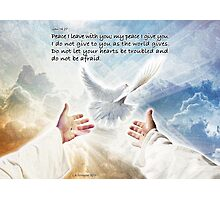The Gift of Peace Photographic Print