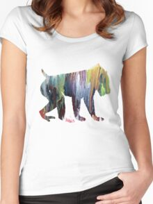 Mandrill  Women's Fitted Scoop T-Shirt