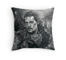 The Last Kingdom - Uhtred Throw Pillow