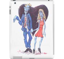 Zombies in Love iPad Case/Skin