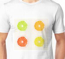 Citrus Squared Unisex T-Shirt