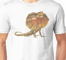 Frilled Lizard - Chlamydosaurus kingii Unisex T-Shirt